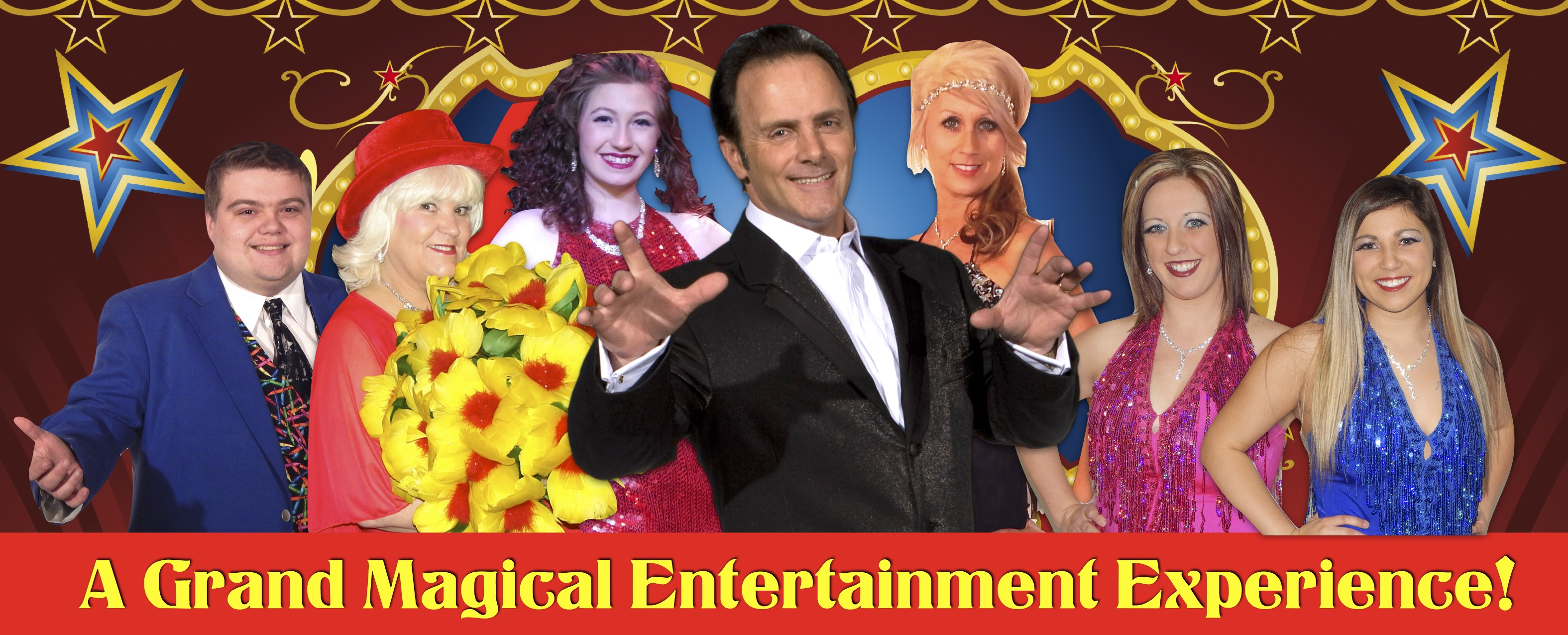 Bringing grand magical experiences to audiences across America!